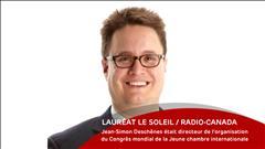 Jean-Simon Deschênes - 13 novembre 2016