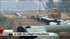 Décision attendue d'Ottawa sur deux pipelines d'Enbridge
