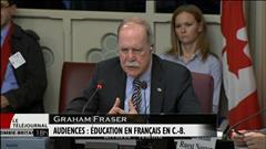 L'éducation en français en C.-B. alimente les débats d'un comité sénatorial à Ottawa