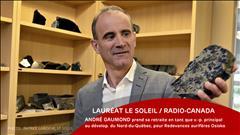 André Gaumond - le 27 novembre 2016