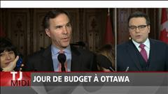 Deuxième budget Morneau