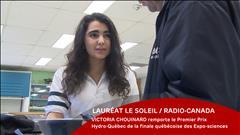 Victoria Chouinard - le 30 avril 2017