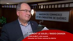 Alain Aubut - le 14 mai 2017