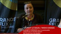 Élisabeth Farinacci - 27 août 2017
