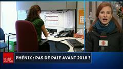 Phenix  : des employés sans paie pour le temps des Fêtes