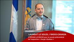 Stéphan La Roche - 7 janvier 2018