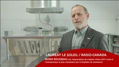 Mario Rousseau - 21 janvier 2018