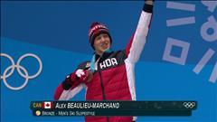 Alex Beaulieu-Marchand - 25 février 2018