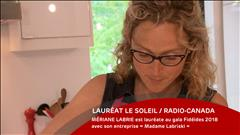 Mériane Labrie - 8 avril 2018