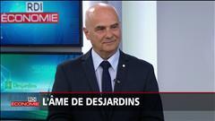 Entrevue avec Normand Desautels