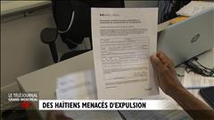 3000 Haïtiens doivent demander leur résidence permanente pour motifs humanitaires