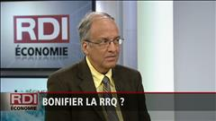 Bonifier la RRQ ? - Entrevue avec Michel Lizée, économiste retraité du service aux collectivités, UQAM