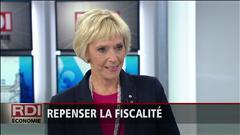 Repenser la fiscalité - Entrevue avec Françoise Bertrand
