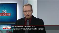 La plongée du huard - Entrevue avec Hendrix Vachon, économiste chez Desjardins