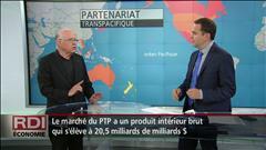 Partenariat Transpacifique - Entrevue avec Bernard Landry, ancien premier ministre du Qc et professeur, Dép. de stratégie des affaires, ESG