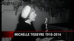 Denise Filiatrault réagit au décès de Michelle Tisseyre