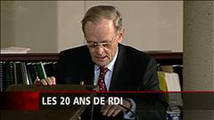 20 ans de RDI : les commissions d'enquête en direct