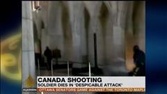 La fusillade dans les médias du monde