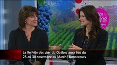 La 9e Fête des vins du Québec