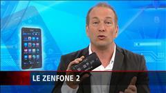 Le ZenFone 2, un téléphone sans contrat