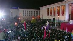 Changement de garde en Grèce