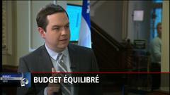 Émission spéciale sur le budget du Québec
