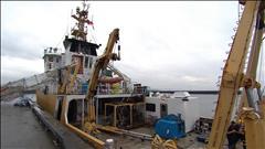 Le Coriolis II, un navire de recherche unique