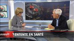 Claude Castonguay réagit à l'entente entre le gouvernement et la FMOQ