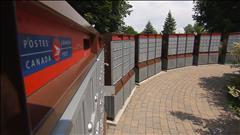Postes Canada suspend temporairement l'installation de boîtes communautaires