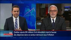 Entrevue avec le ministre Carlos Leitao