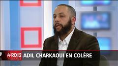 Anne-Marie Dussault reçoit Adil Charkaoui