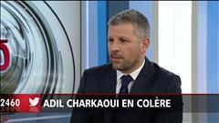 24/60 : Stéphane Berthomet répond à Adil Charkaoui