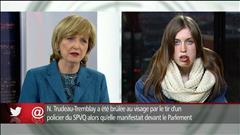 Entrevue avec Naomie Trudeau-Tremblay