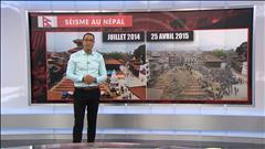 Les causes du séisme