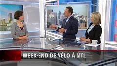 Le Festival Go Vélo à Montréal