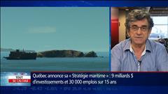« Stratégie maritime » réaliste?