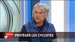 Comment protéger les cyclistes?