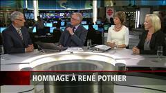 Hommage à René Pothier