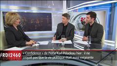 Pierre Karl Péladeau, revu et corrigé