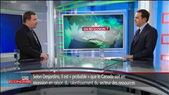 Le Canada en récession?