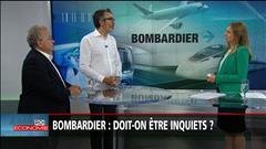 Bombardier : doit-on être inquiets?