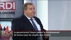 Fractionnement de revenus - Entrevue avec le fiscaliste Stéphane Leblanc