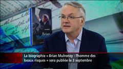 La carrière de Brian Mulroney