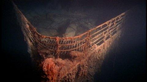 Des chercheurs de Regina étudient la structure du Titanic