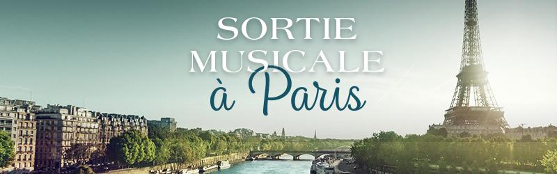 Concours: Sortie musicale à Paris