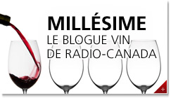 Mill�sime, le blogue vin de Radio-Canada