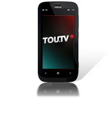 Application Tou.tv