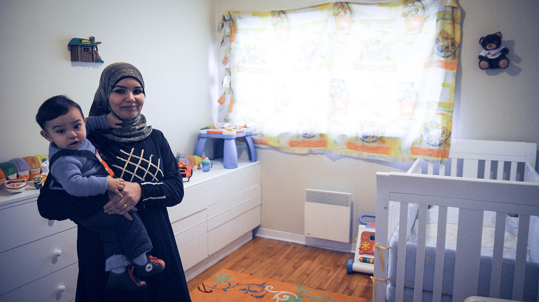 Réfugiés syriens: tout se joue les premiers jours