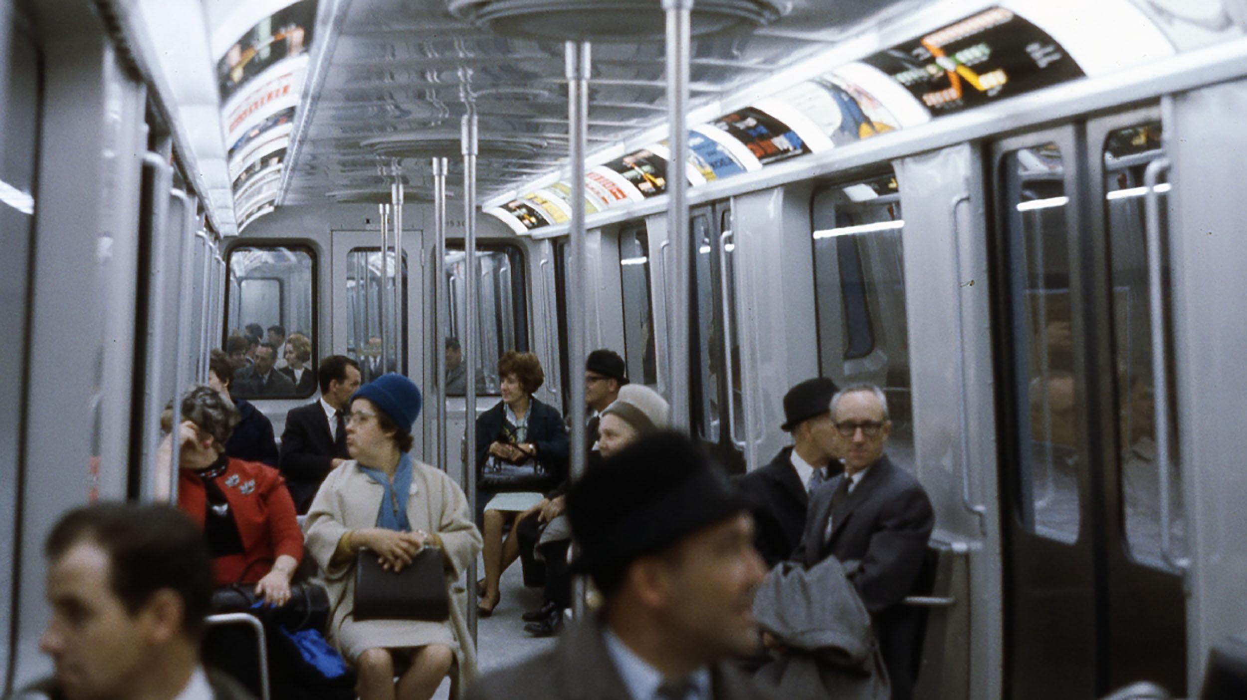 50 ans du métro de Montréal : du chantier à la réalité