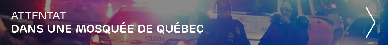Attentat terroriste à Québec